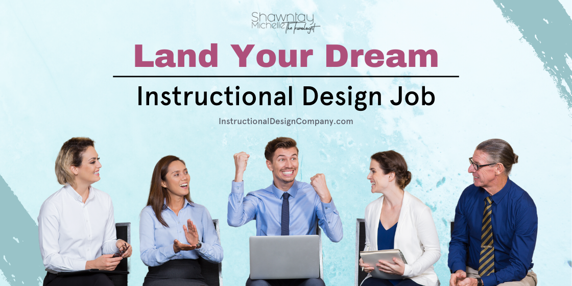 interviewing for an instructional design job
