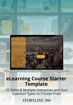eLearning Course Starter Template