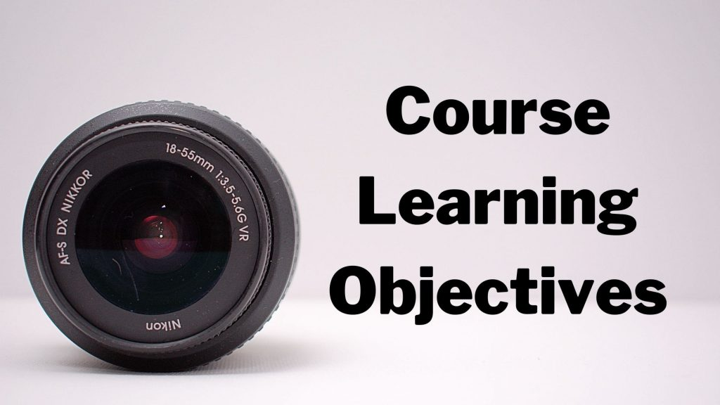 8 Considerations When Building Your First eLearning Course - Objective