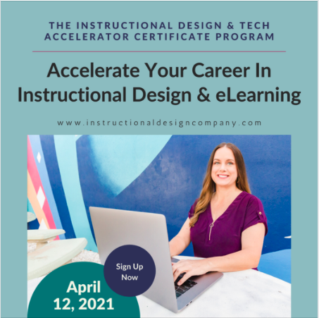 Getting Started in Instructional Design & eLearning Without Going Back to School